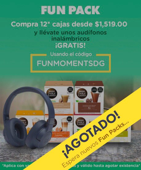 Momentos Dolce Fun pack